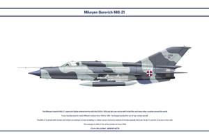 MiG-21 Serbia 1 by WS-Clave