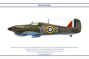 Hurricane GB 80 Sqn by WS-Clave