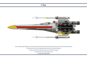 X-Wing Red 2 by WS-Clave
