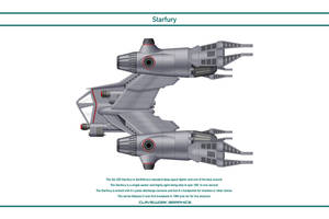 Earth Alliance Starfury by WS-Clave
