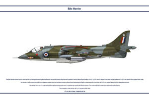 Harrier GB 1 Sqn 1 by WS-Clave