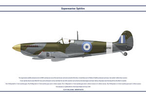 Spitfire Mk IX Greece 1 by WS-Clave