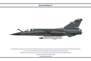 Mirage F1 Iraq 2 by WS-Clave