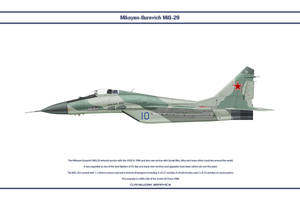 MiG-29 USSR 2 by WS-Clave