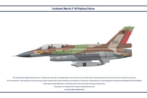 F-16 Israel 101 Sqn by WS-Clave