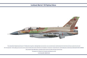 F-16 Israel 105 Sqn by WS-Clave