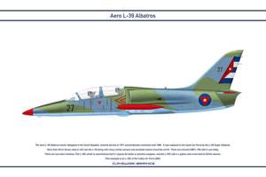L-39 Cuba 2 by WS-Clave