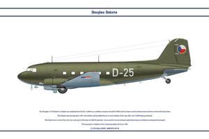 Dakota Czechoslovakia 1 by WS-Clave