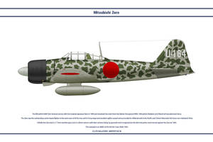 Zero Japan 6th Air Corps 1 by WS-Clave