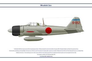 Zero Japan 14th Kokutai 1 by WS-Clave