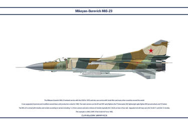 MiG-23 USSR 2 by WS-Clave
