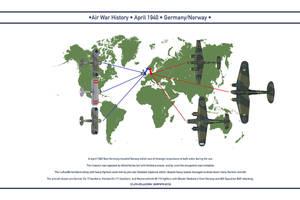 Air War 1940 April by WS-Clave