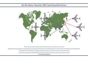 Air War 1950 November by WS-Clave