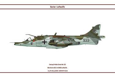 Fantasy 933 Harrier JG400 by WS-Clave