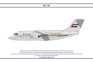 Bae 146 UAE by WS-Clave