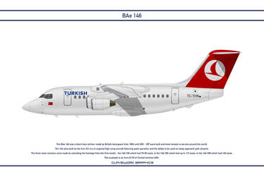 Bae 146 Turkish Airlines 1 by WS-Clave