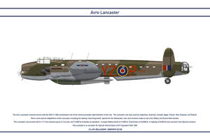 Lancaster GB 617 Squadron 11 by WS-Clave
