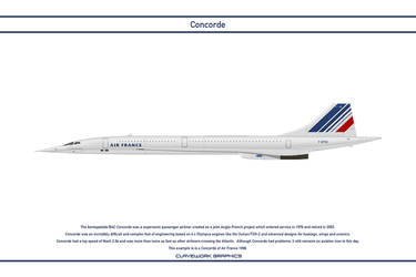 Concorde Air France 1 by WS-Clave