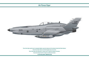 Air Force Viper 509 by WS-Clave