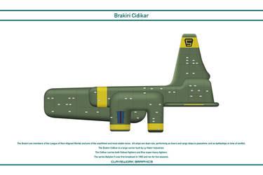 Brakiri Cidikar by WS-Clave
