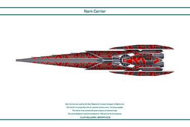 Narn Carrier by WS-Clave