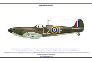 Spitfire Mk I GB 66 Sqn by WS-Clave