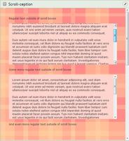 Scroll-ception Widgets by SimplySilent