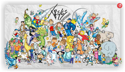 Luis Gabriel Trejos Duque - Cartoons - History - 2 by TREJOSCOMICS