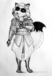 Fur-ktober Day 2: Cosplay. by edd-xsagi