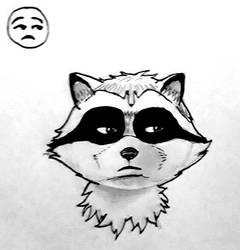Fur-ktober Day 4: emoji by edd-xsagi