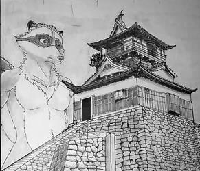 Fur-ktober Day 10: Giant by edd-xsagi