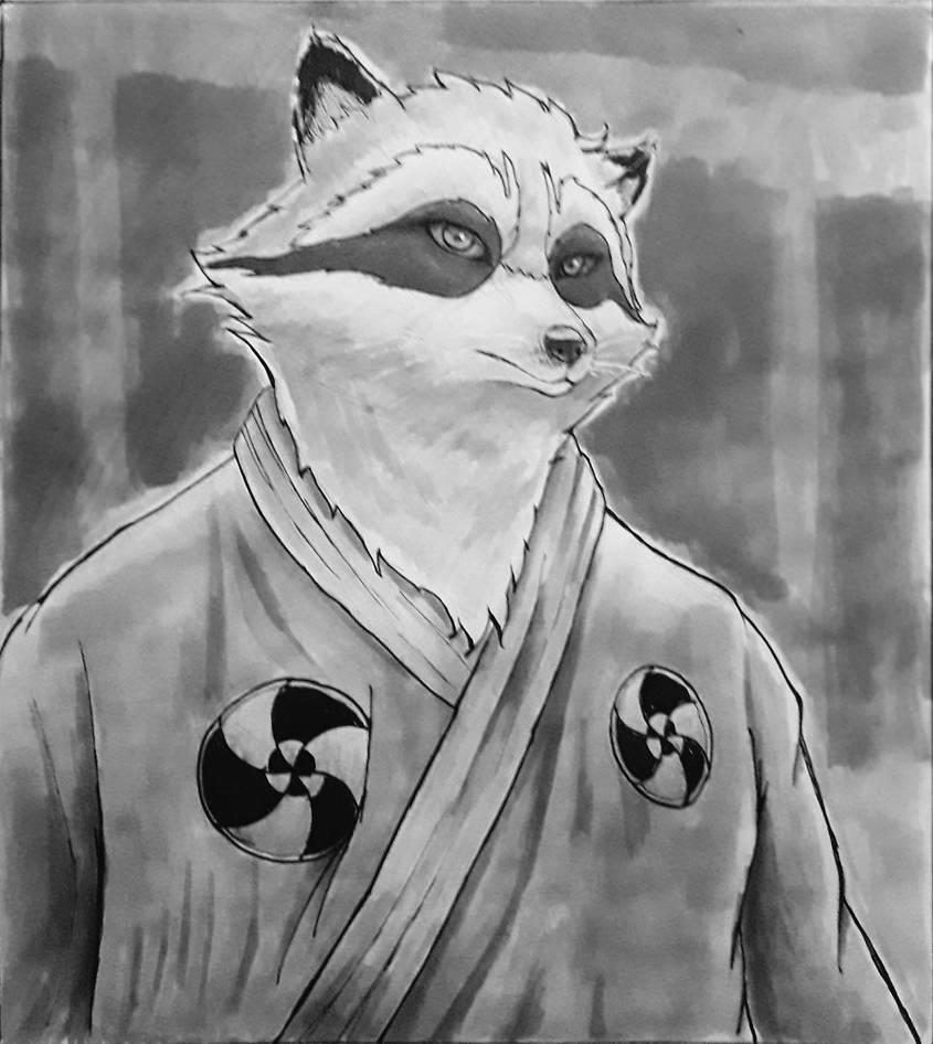 Fur-ktober Day 13: Favourite artist's art style. by edd-xsagi