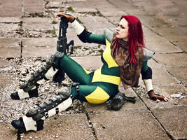 Hope Summers Cosplay by screaM4Dolls