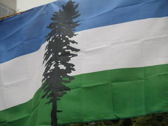 Cascadia Flag by Live-Jackson