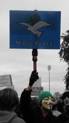 Wage Peace by Live-Jackson