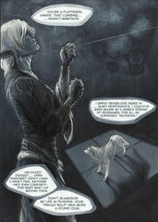 Hawke+Fenris Comic 13 SPOILERS by notationn