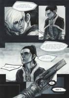 Hawke+Fenris Comic 25 by notationn