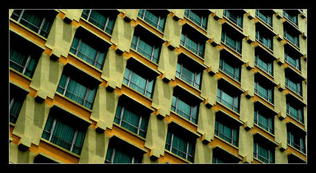 Rows of the Classroom by Aukon