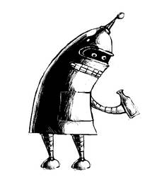 Bender by StingerCorps