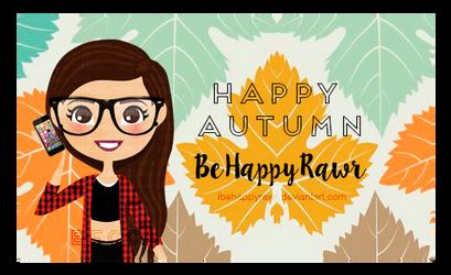 Autumn ID by iBeHappyRawr