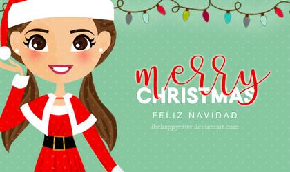 Merry Christmas by iBeHappyRawr