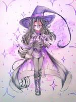 Alli [Art Trade] by Sweetmeloday