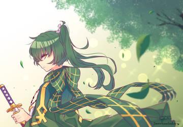 Ryuunosuke~ by Sweetmeloday
