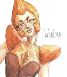 The Warlord - Yellow Diamond by Jewellier