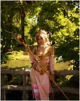 Aphrodite- Smite by VictoriaRusso