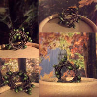 Mirkwood Ring by Faunwand