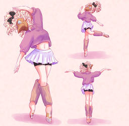 The Prima Ballerina by Riiahime