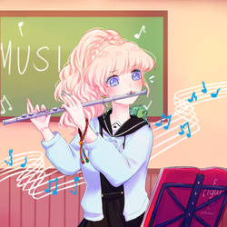 [SIA] : Music Assignment by Riiahime