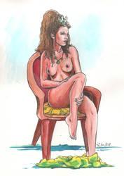 Margaery Tyrelle by tejlor