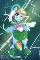 Rainbow Dash by Mochaspar